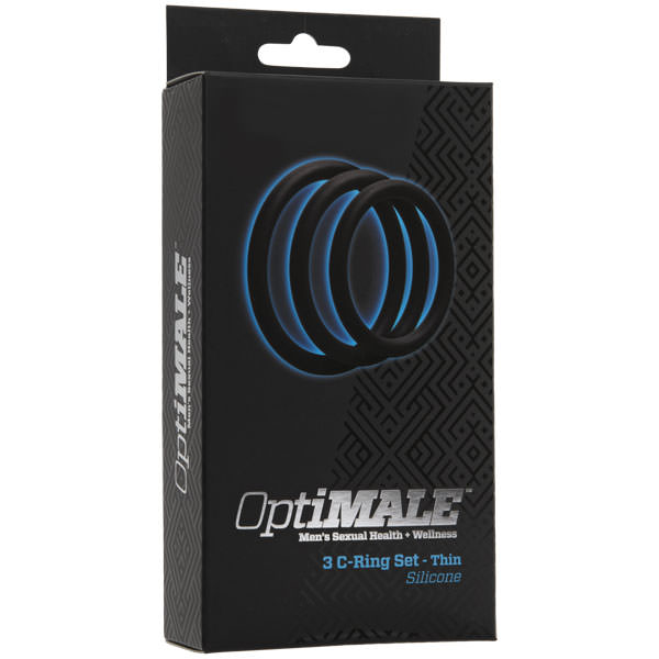 OptiMALE 3-Ring Set Thin