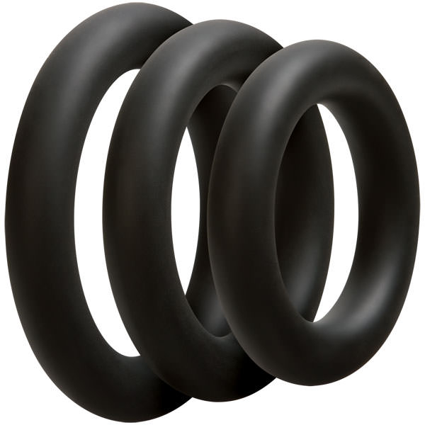 OptiMALE 3-Ring Set Thick