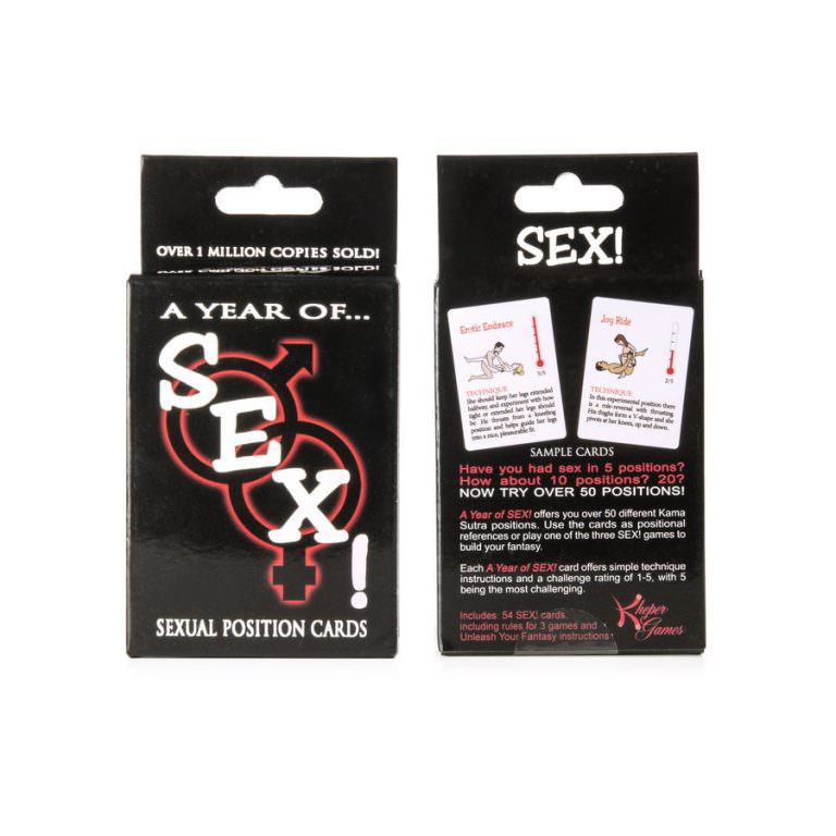 A Year of Sex Adult Game