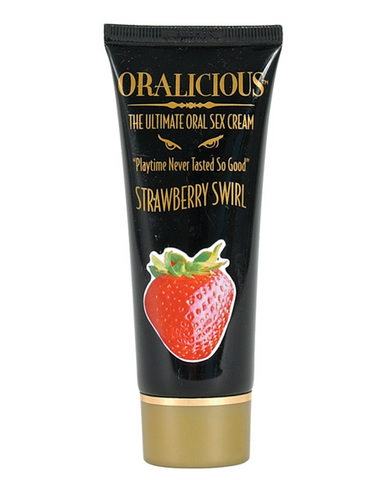 Oralicious Oral Sex Cream