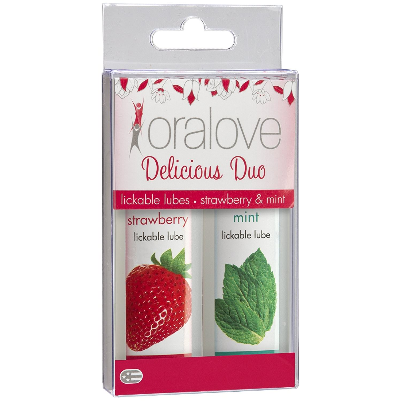 Oralove Delicious Duo