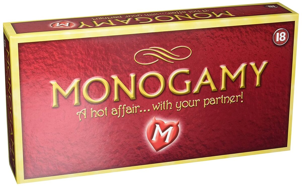 Monogamy A Hot Affair With Your Partner Adult Board Game