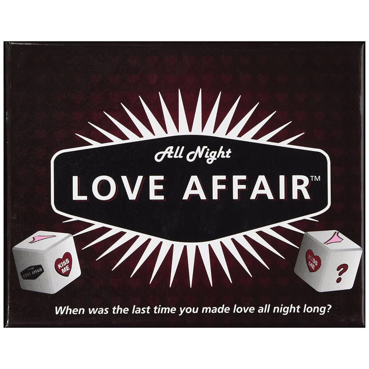 All Night Love Affair Adult Game