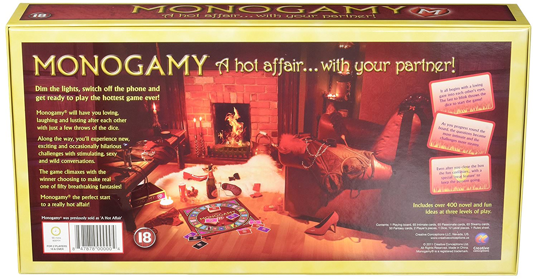 Monogamy game rules