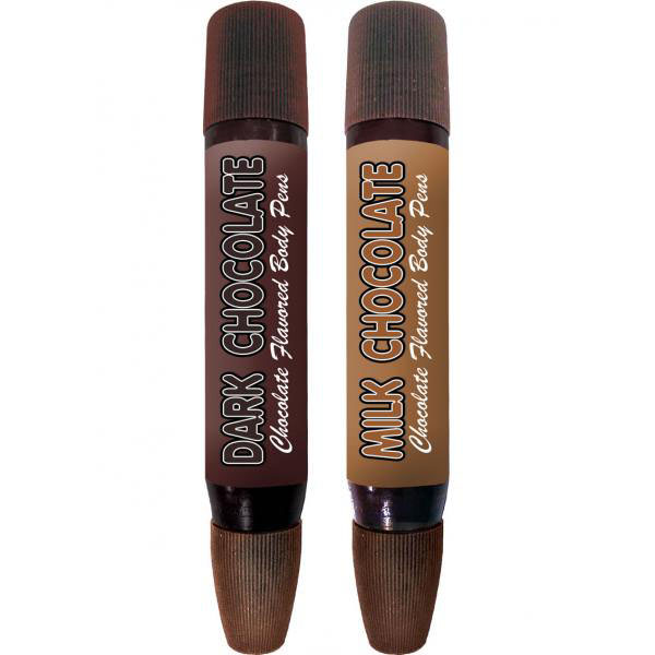 Play Pens Dark and Milk Chocolate 2 Pack