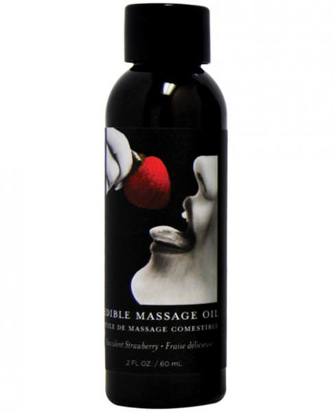 Earthly Body Edible Massage