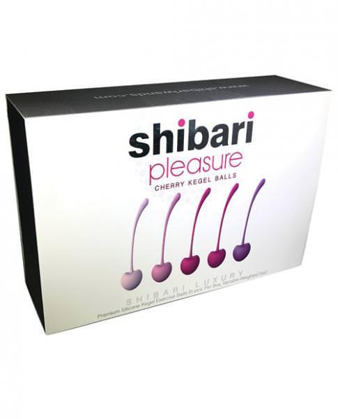 Shibari Variable Weighted Kegel Balls Set