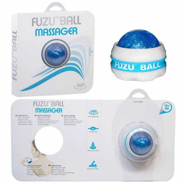 Fuzu Rollerball Massage Ball