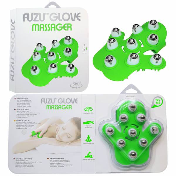Fuzu Roller Glove Massage Ball