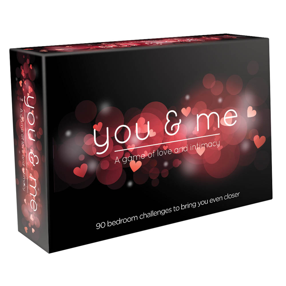 You & Me - A Game of Love & Intimacy
