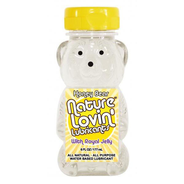 Honey Bear Natural