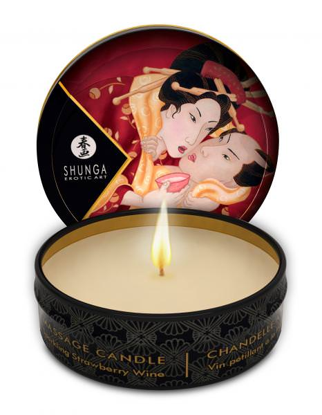 Shunga Erotic Massage Candle