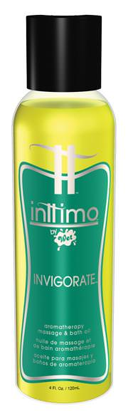 Inttimo Aromatherapy Massage Oil