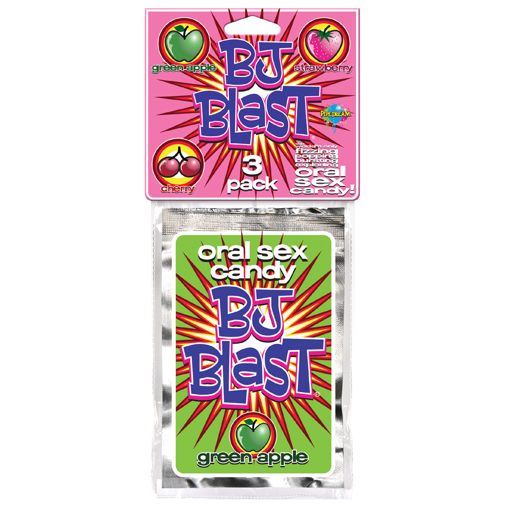 BJ Blast Oral Sex Candy