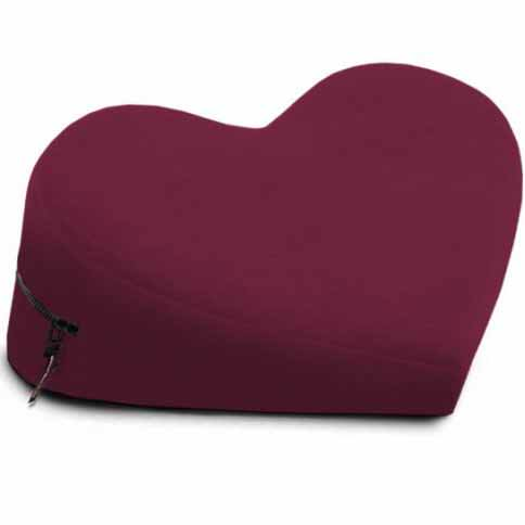 Liberator Heart Wedge Sex Pillow