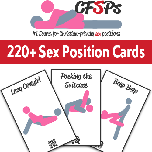 Sex Position Cards Printable PDF